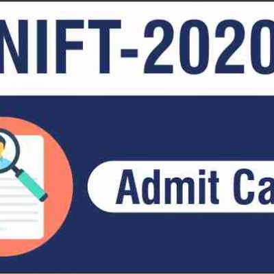 How and where to download NIFT Admit cards?